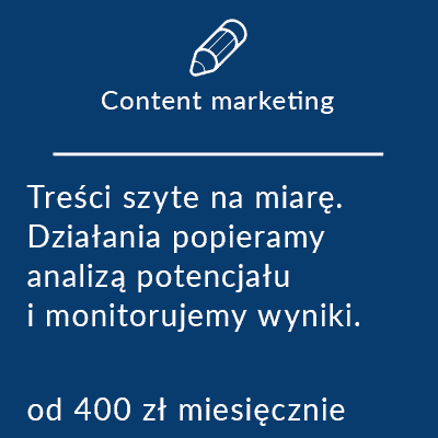 content marketing cena