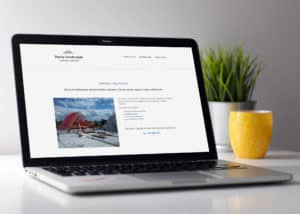 responsywna strona firmowa Gdańsk Brandrei