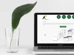 strona internetowa dla firmy projektującej