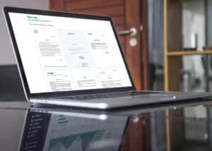 strona internetowa dla firmy sprzatajacej Gdynia