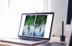 strona internetowa dla fotografa Tczew