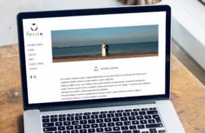 strona internetowa dla fotografa slubnego Gdańsk