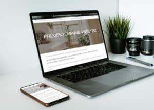 strona internetowa dla projektantow Gdynia