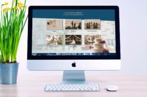 strona www dla organizacji przyjec i wesel