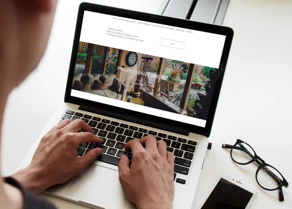 strony internetowe dla projektantow Brandrei