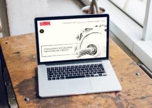 techniczna strona internetowa Gdansk